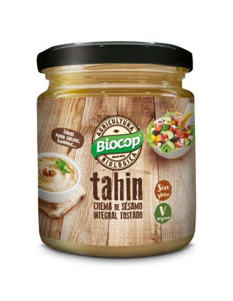 Tahin Tostado sin Sal Biocop - 225 gramos