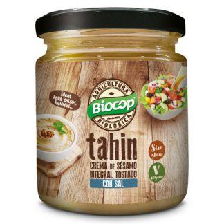 Tahin Tostado con Sal Biocop - 225 gramos