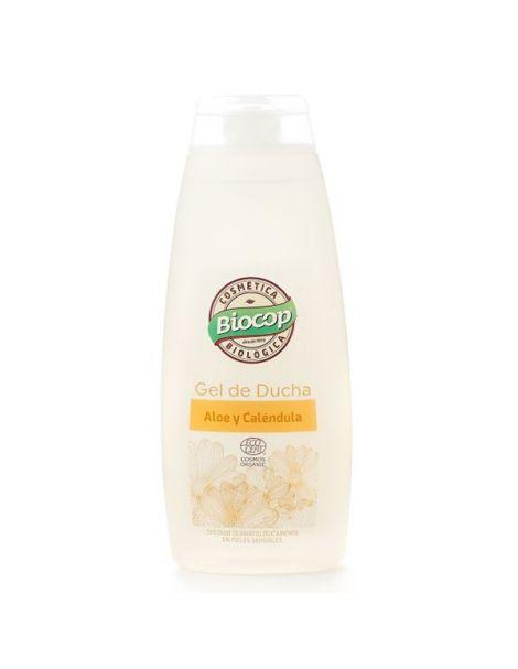 Gel de Aloe y Caléndula Biocop - 400 ml.