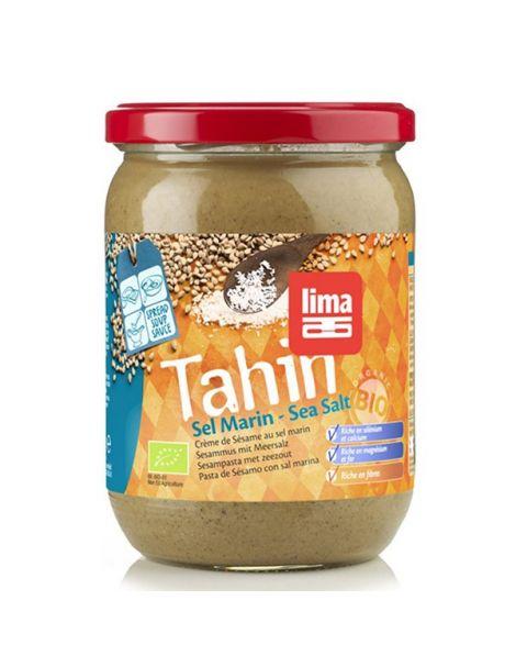 Tahin Tostado con Sal Lima - 500 gramos