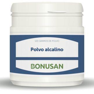 Polvo Alcalino Bonusan - 120 gramos