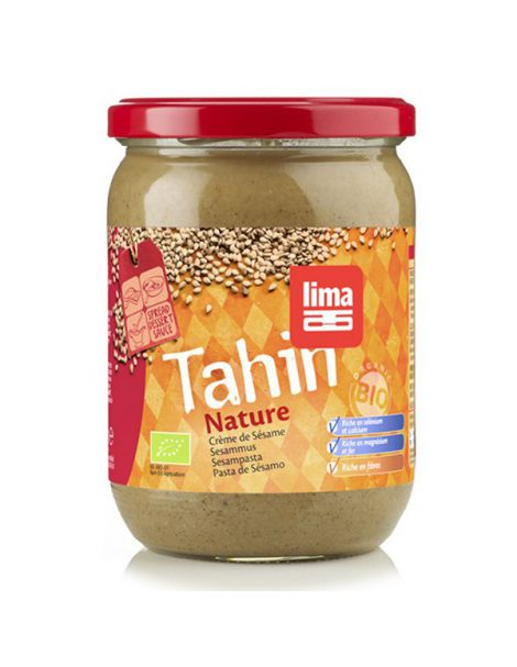 Tahin Tostado sin Sal Lima - 225 gramos