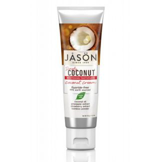 Dentífrico Crema de Coco Jásön - 119 gramos