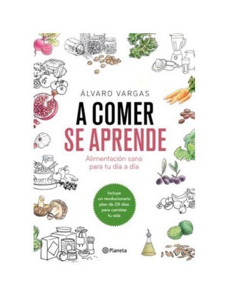 Libro: A Comer se Aprende