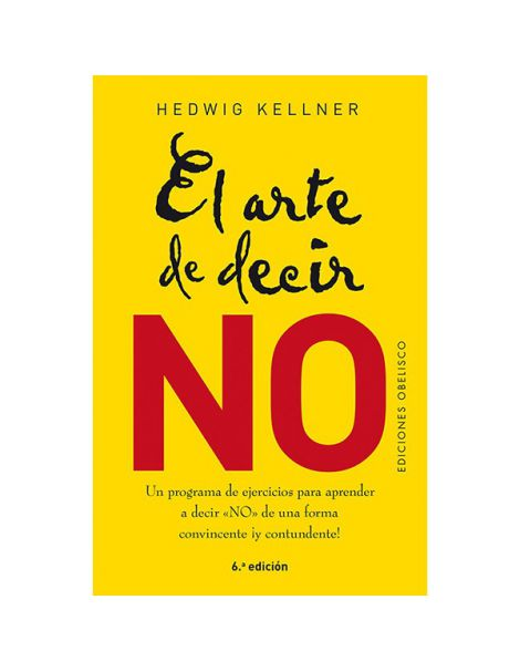 Libro: El arte de decir NO