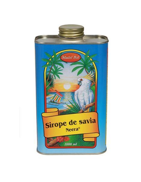 Sirope de Savia Neera Madal Bal - 1000 ml.