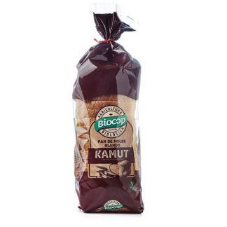 Pan de Molde de Kamut Blanco Biocop - 400 gramos