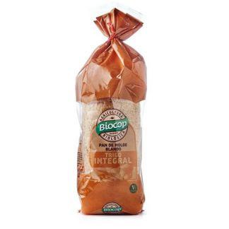 Pan de Molde de Trigo Integral Biocop - 400 gramos