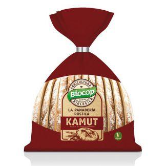 Pan Rústico de Kamut Blanco Biocop - 350 gramos