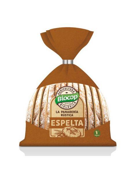 Pan Rústico de Espelta Blanco Biocop - 350 gramos