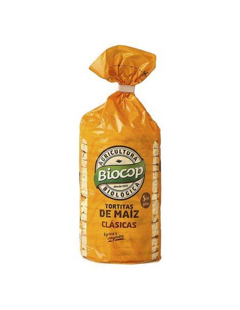Tortitas de Maíz Biocop - 120 gramos