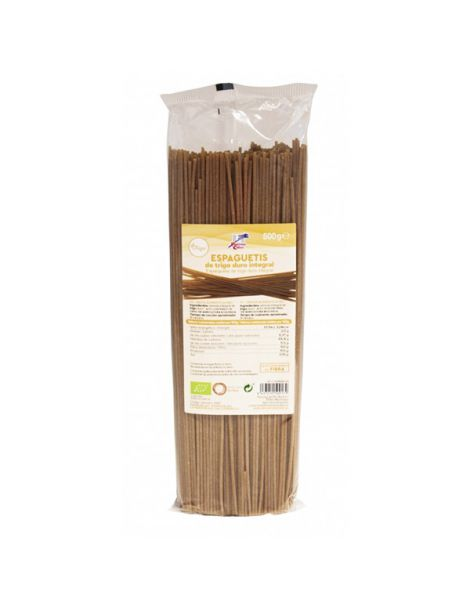 Espagueti de Trigo Integral La Finestra Sul Cielo - 500 gramos