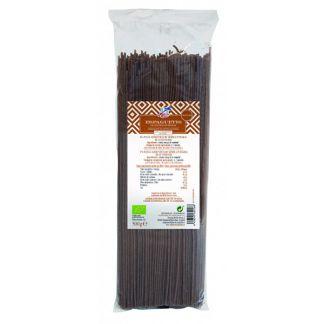 Espagueti de Centeno Integral La Finestra Sul Cielo - 500 gramos