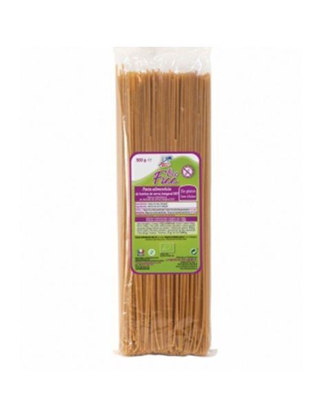Espagueti de Arroz Integral La Finestra Sul Cielo - 500 gramos