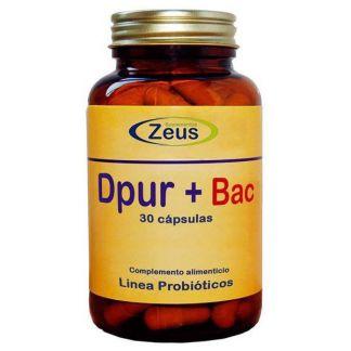 Dpur+Bac Zeus - 90 cápsulas