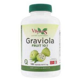 Graviola Vbyotics - 180 cápsulas