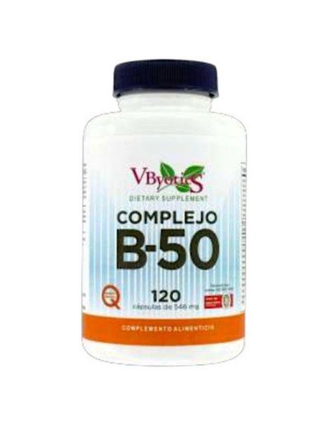 B-50 Complejo VByotics - 120 cápsulas