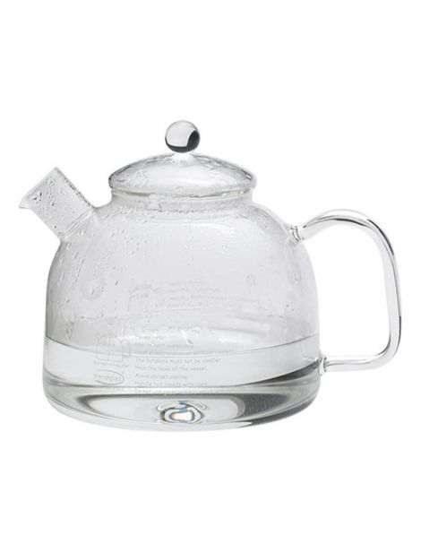 Hervidor de Agua de Cristal Trendglas