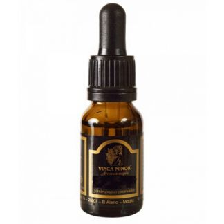 Aceite Sensualite Afrodisiaco Vinca Minor - 30 ml.