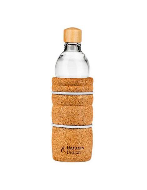 Botella de Cristal Lagoena Nature's Desing - 500 ml.