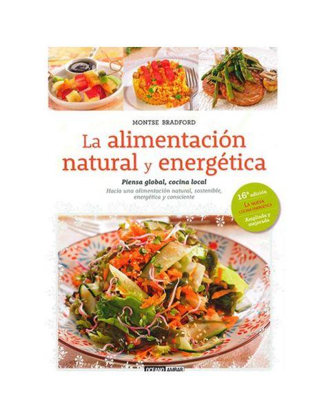 Libro: La Alimentación Natural y Energética