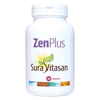 Zen Plus Sura Vitasan - 30 cápsulas
