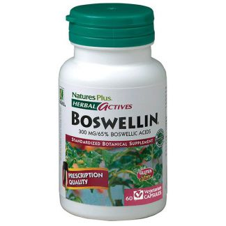 Boswellin Nature's Plus - 60 cápsulas