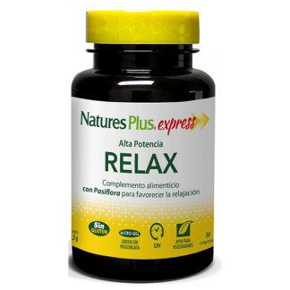 Express Relax Nature's Plus - 30 comprimidos