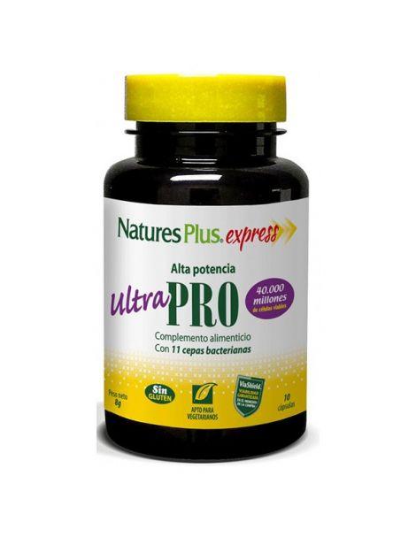 Express Ultra Pro Nature's Plus - 10 cápsulas