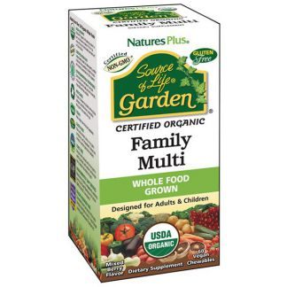 Garden Family Multi Nature's Plus - 60 comprimidos