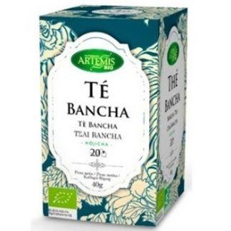 Té Verde Bancha (Hojicha) Bio Artemis Herbes del Molí - 20 bolsitas