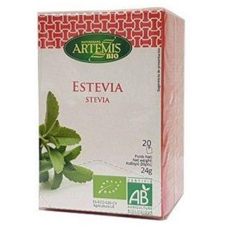 Estevia (Stevia) Bio Artemis Herbes del Molí - 20 bolsitas