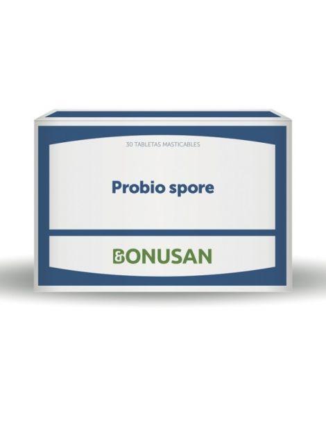 Probio Spore Bonusan - 30 tabletas