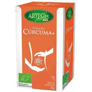 Cúrcuma+ Bio Artemis Herbes del Molí - 20 bolsitas