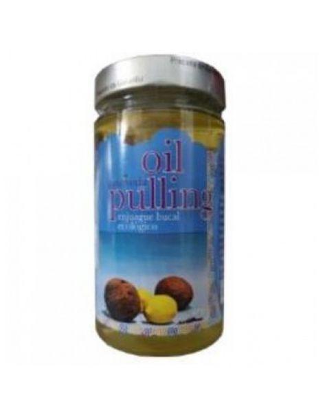 Oil Pulling Enjuague Bucal Ecológico Ayurveda Auténtico - 300 gramos