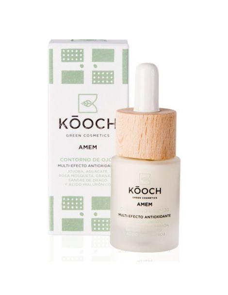 Contorno de Ojos Multiefecto Antiox AMEM Kooch - 15 ml.