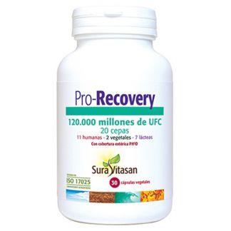 Pro-Recovery Sura Vitasan - 30 cápsulas