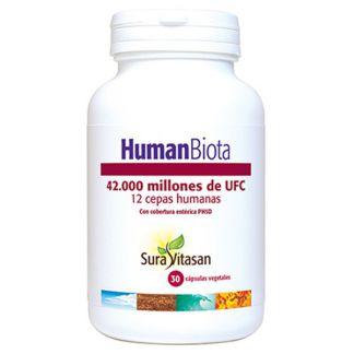 Human Biota Sura Vitasan - 30 cápsulas
