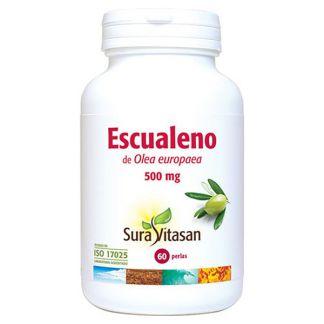 Escualeno Sura Vitasan - 60 perlas