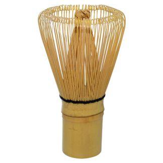 Escobilla de Bambú para Té Matcha