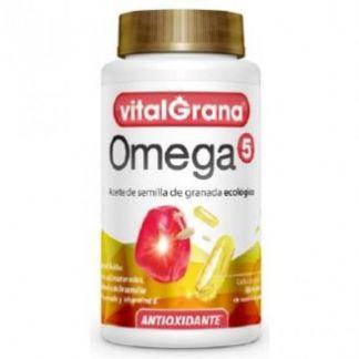 Omega 5 VitalGrana - 60 cápsulas