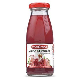 Zumo de Granada Bio VitalGrana - 750 ml.