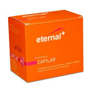 Eternal Capilar Bionatur Balear - 60 cápsulas
