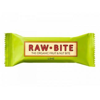 Superbarrita Cruda de Lima Picante Raw-Bite - 12x50 gramos