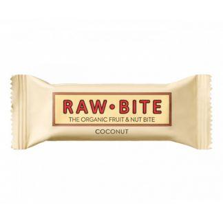 Superbarrita Cruda de Coco Raw-Bite - 12x50 gramos