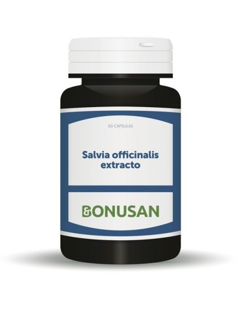 Salvia Officinalis Extracto Bonusan - 60 cápsulas