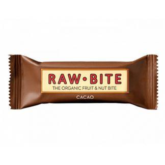 Superbarrita Cruda de Cacao Raw-Bite - 50 gramos