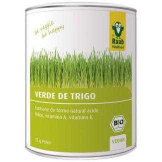 Verde de Trigo Bio Raab - 75 gramos