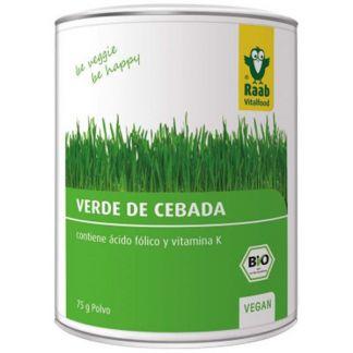 Verde de Cebada Bio Raab - 75 gramos