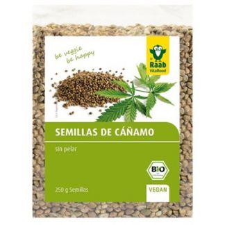 Semillas de Cáñamo sin Pelar Bio Raab - 250 gramos